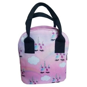 Stella Saksa Bags - 🆒Being Kind Unicorn Insulated Lunch Bag